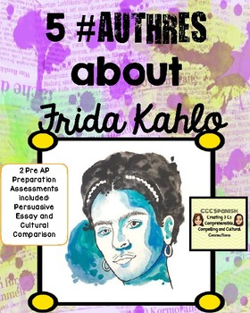 Frida Kahlo Reading, Authentic Videos and More.