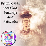 Frida Kahlo Reading Passage and Activities