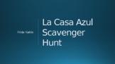 Frida Kahlo's La Casa Azul Scavenger Hunt (English) v2