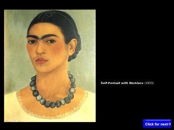 Frida Kahlo's Self Portraits