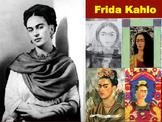 Art- Frida Khalo Still Life El/ Middle School Art