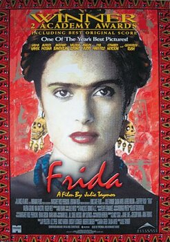Frida Movie Guide Questions in English & Spanish