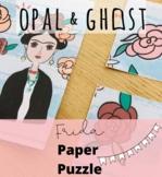 Frida Paper Puzzle; ESL Reward System