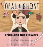 Frida Kahlo and her Flowers; Language Teacher Resource and
