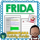 Frida by Jonah Winter Lesson Planner and Activities