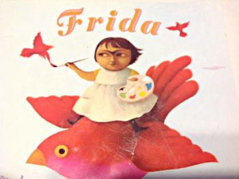 Art Book, Frida by Jonah Winter, Ilustrado por Ana Juan,Spanish,Art, Paper