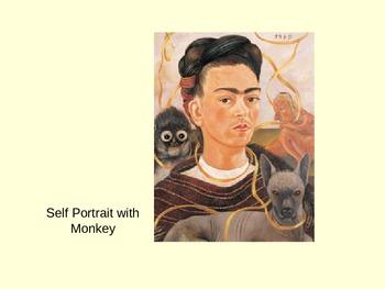 Frida's Monkeys Presentation