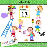 Friday 13th Clip art