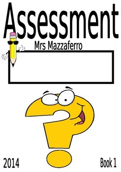 Friday Assessment book cover