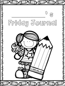 Friday Feedback-Parent Communication Journal