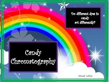 candy chromatography lab results