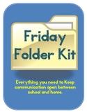Friday Folder Kit