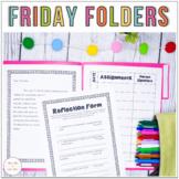 Friday Folder Set-up