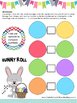 Friday Freebie Bunny Roll Two Digit Dice Game Comparing Nu