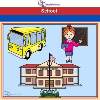 Clip Art - School Graphics