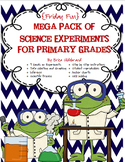 {Friday Fun Mega Pack} Science Experiments for Primary Grades