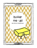 {Friday Fun Series} Butter Me Up - Butter making!