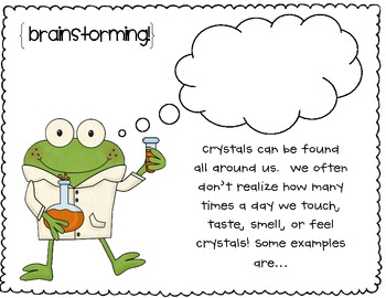 {Friday Fun Series} It is all Crystal Clear Now: Exploring Crystals