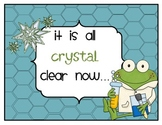 {Friday Fun Series} It is all Crystal Clear Now: Exploring