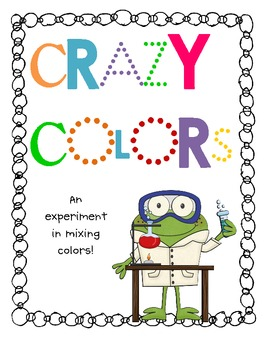 {Friday Fun Series} Scientific Process and Color Mixing