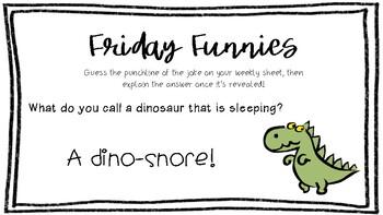 Friday Funnies!