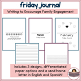 Friday Journal Covers