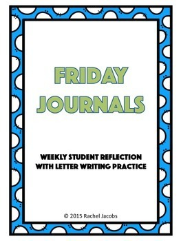 Friday Journals