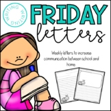 Friday Letters