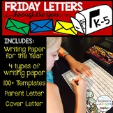 Friday Letters Writing through the Year