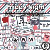 Friday Night Classroom Theme