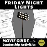 Friday Night Lights: Companion Activities