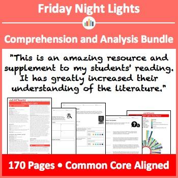 Friday Night Lights – Comprehension and Analysis Bundle