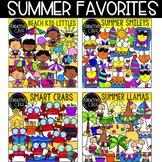 Summer Favorites Bundle (Formerly April VIP)  {Summer Clipart}