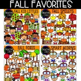 Fall Favorites Bundle: Formerly August VIP {Fall Clipart}