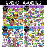 Spring Clipart Favorites Bundle (Formerly February VIP 2019)