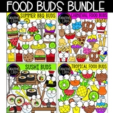 Food Buds Clipart Bundle (Formerly July VIP 2019) {Creative Clips Clipart}
