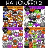Halloween 2 Bundle {Creative Clips Clipart}