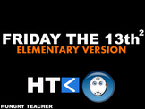 Friday the 13th - Elementary Version