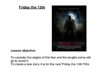 Friday the 13th Reborn