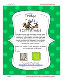 Fridge Facts {Christmas}
