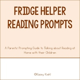 Fridge Helper: A Parent's Quick Reference Guide to Assist with Reading at Home