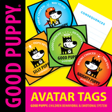 Behavior Avatar Tags . Child Behavioral & Emotional Tools