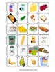 Fridge vs. Pantry File Folder Game: Food Sort