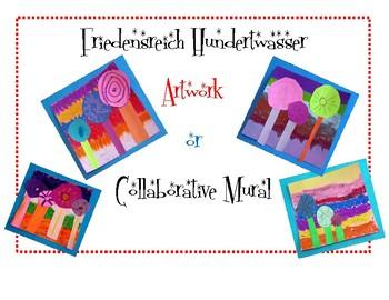 Friedensreich Hundertwasser Individual Artworks or Collaborative Mural
