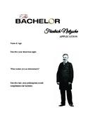 Friedrich Nietzsche Bachelor