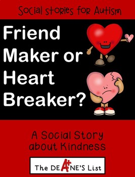 Social Stories for Autism: Friend Maker or Heart Breaker