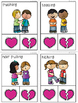 Friend Maker or Heart Breaker- Valentine themed social skills clip cards