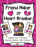 Friend Maker or Heart Breaker- Valentine themed social ski