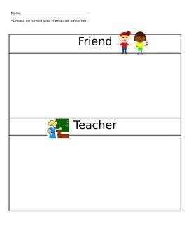 Friend and Teacher