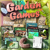 Friend or Foe Garden Game: Pests and Pollinators
